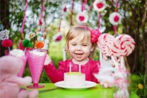 Organizar el primer cumpleaños del bebé