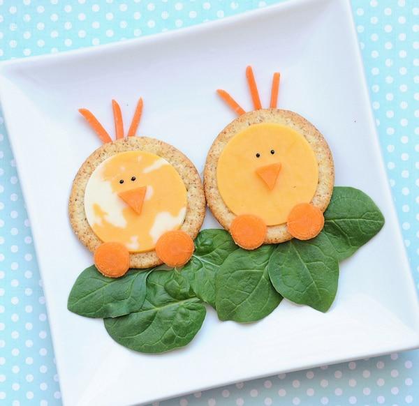 Recetas de Pascua para niños