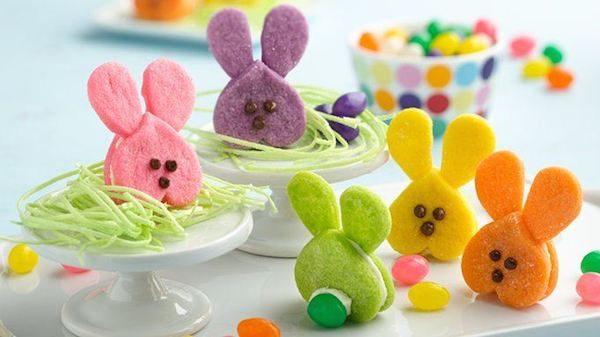 Recetas para niños de Pascua