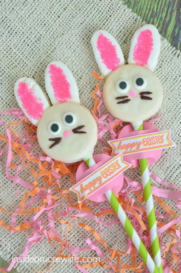 Recetas para ni os conejos de pascua pequeocio for El conejo de pascua