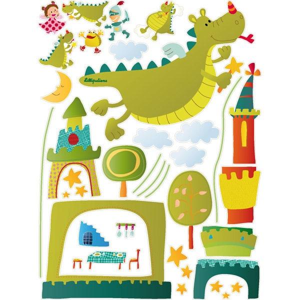 10 vinilos infantiles originales pequeocio for Vinilos para habitaciones de ninos