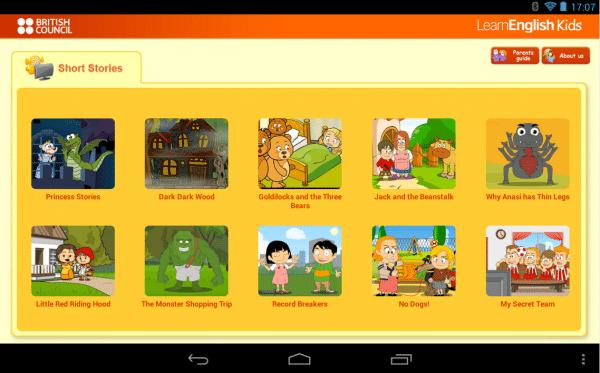 Apps gratis ingles