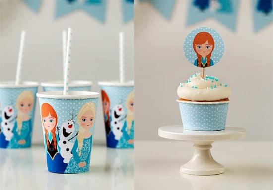 Fiestas infantiles de Frozen \u2026