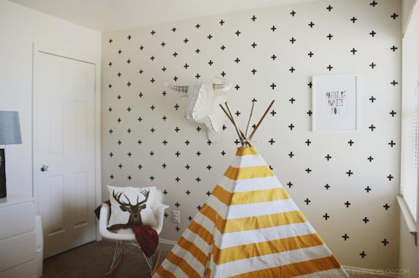 infantiles ideas para decorar paredes infantiles