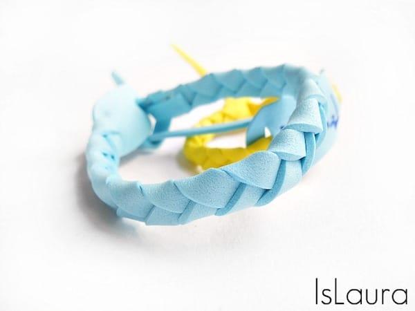 c mo hacer pulseras de goma eva pequeocio On como hacer pulseras con goma eva