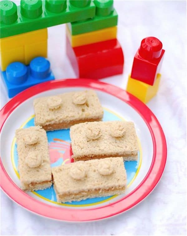 Recetas fáciles de Lego