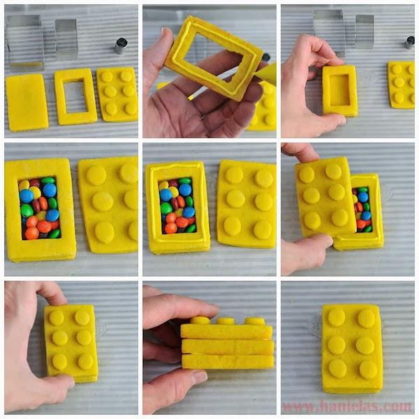 Recetas de Lego