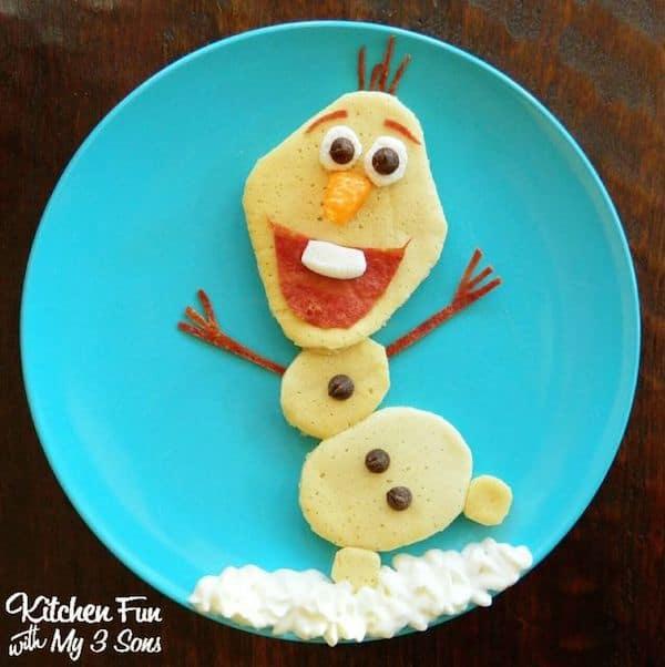 Tortitas divertidas