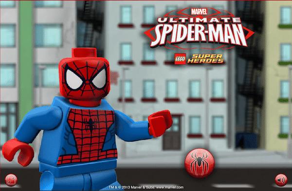 Juegos online Lego
