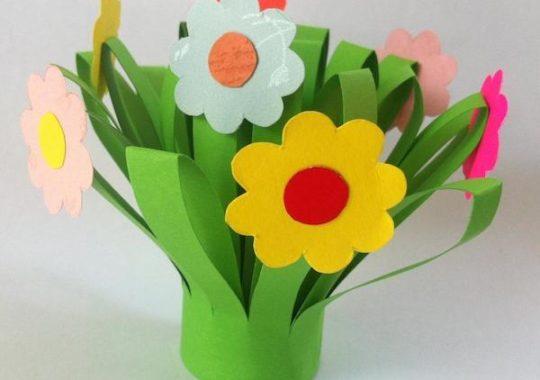 Como Hacer Flores De Papel Faciles Los Mejores Tutoriales Pequeocio