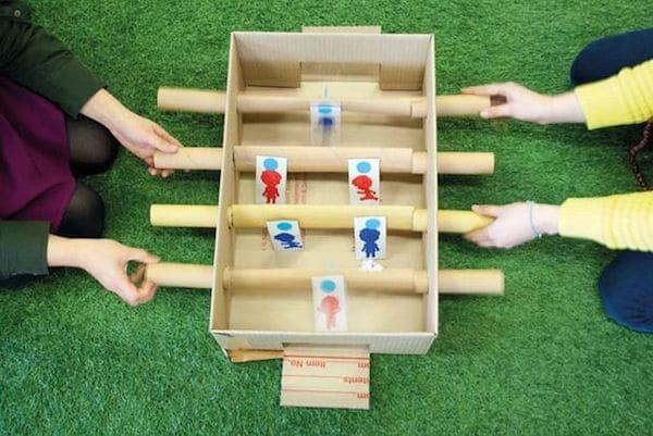 4 Juegos Infantiles Caseros Faciles Y Divertidos Pequeocio Com