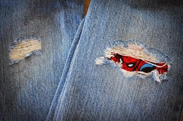 5 Ideas Originales Para Arreglar Pantalones Rotos Pequeocio
