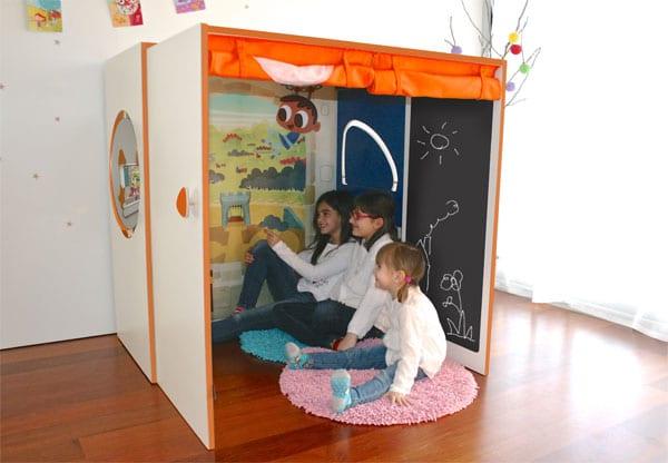 Mejores juguetes: casita de muñecas