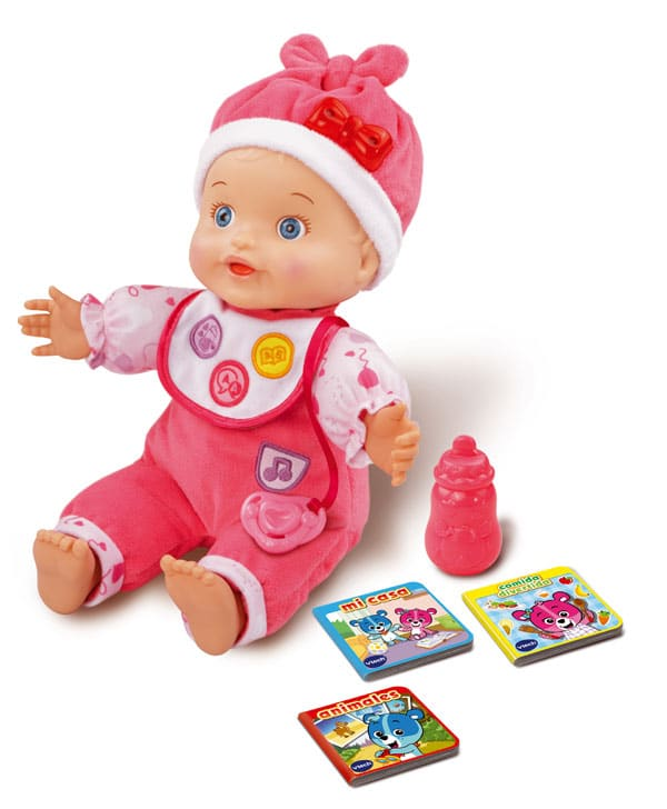 Mejores jueguetes: muñeca Rica aprende a hablar