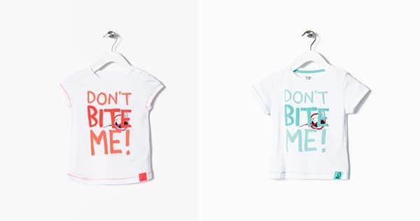 Camisetas antimosquitos