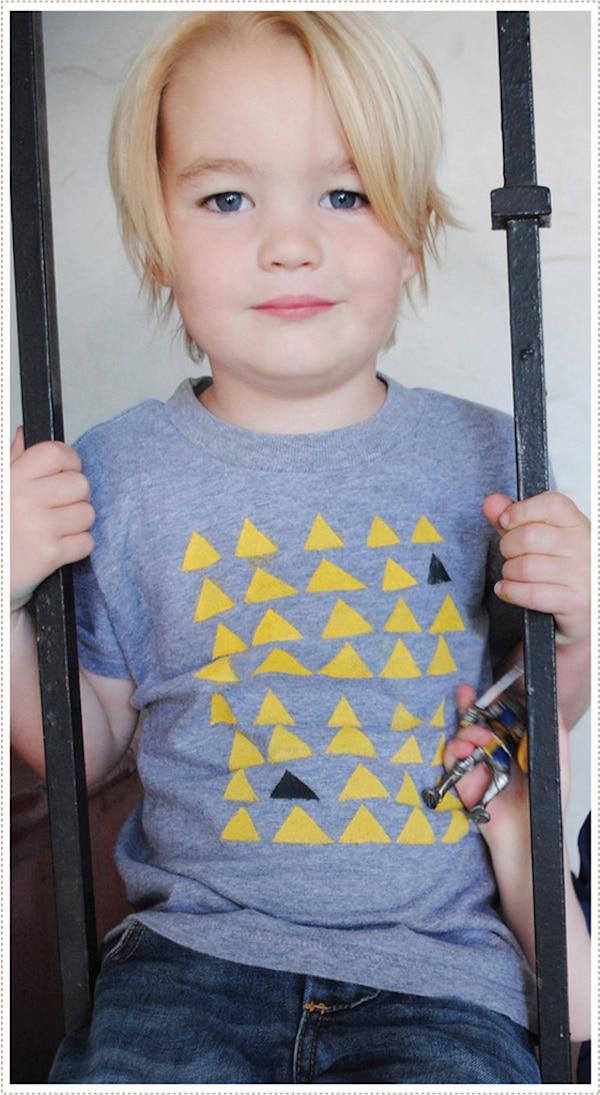 Personalizar camisetas para niños