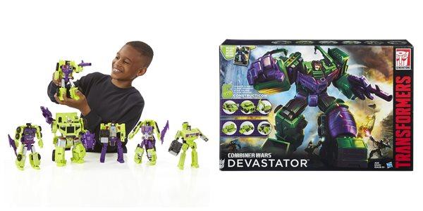 Mejor juguete Transformers