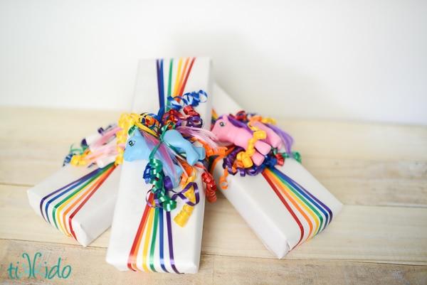 envolver regalos con muecos envoltorios originales