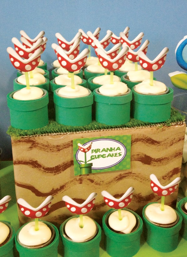 Fiestas temáticas Mario Bros