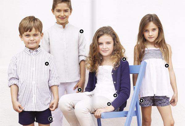 GOcco, moda para niños 2015