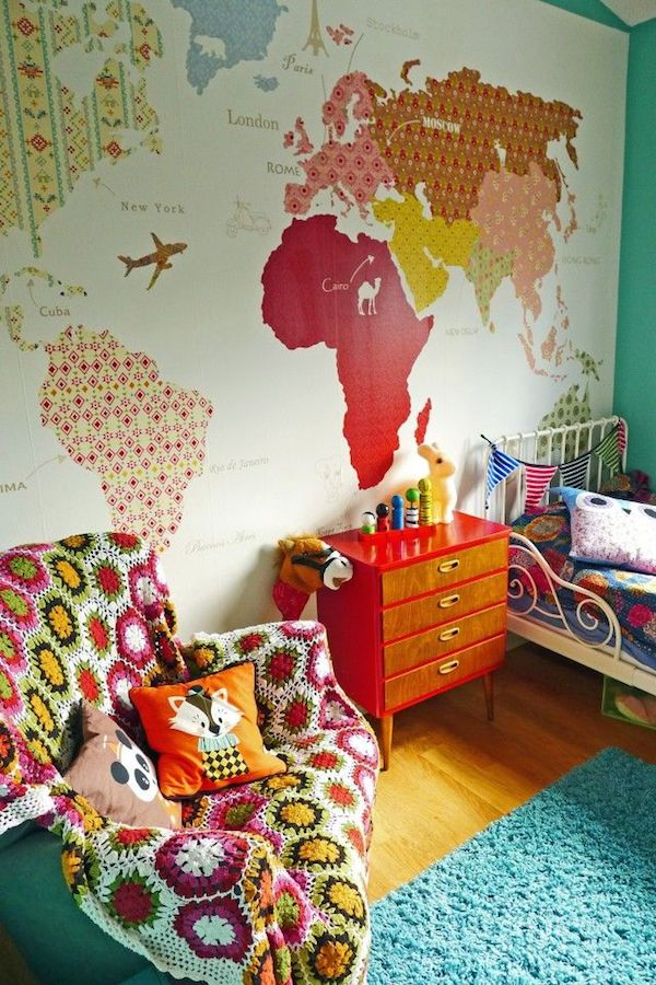 Habitaciones infantiles