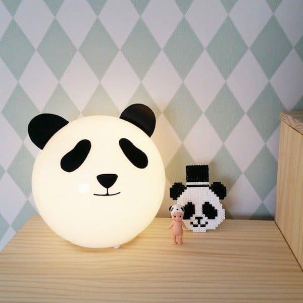 5 l mparas infantiles para hacer en casa pequeocio - Como hacer una lampara de mesa ...