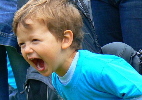 Los niños y las malas palabras o palabrotas