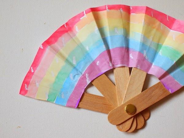 Manualidades para niños de verano