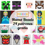 Hama beads patrones gratis