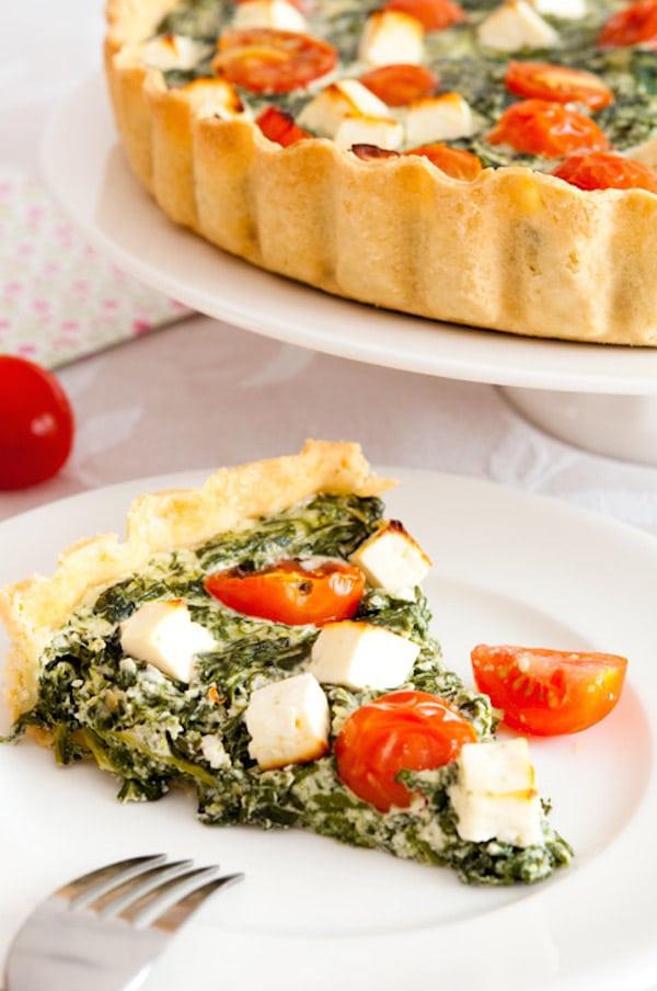 Recetas de tartas saladas