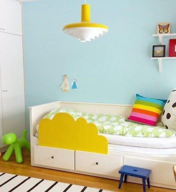 6 camas infantiles personalizadas pequeocio - Cama infantil ikea ...