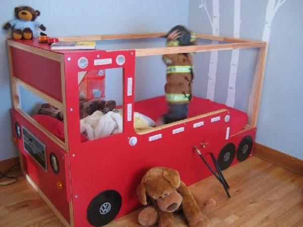 Camas infantiles personalizadas
