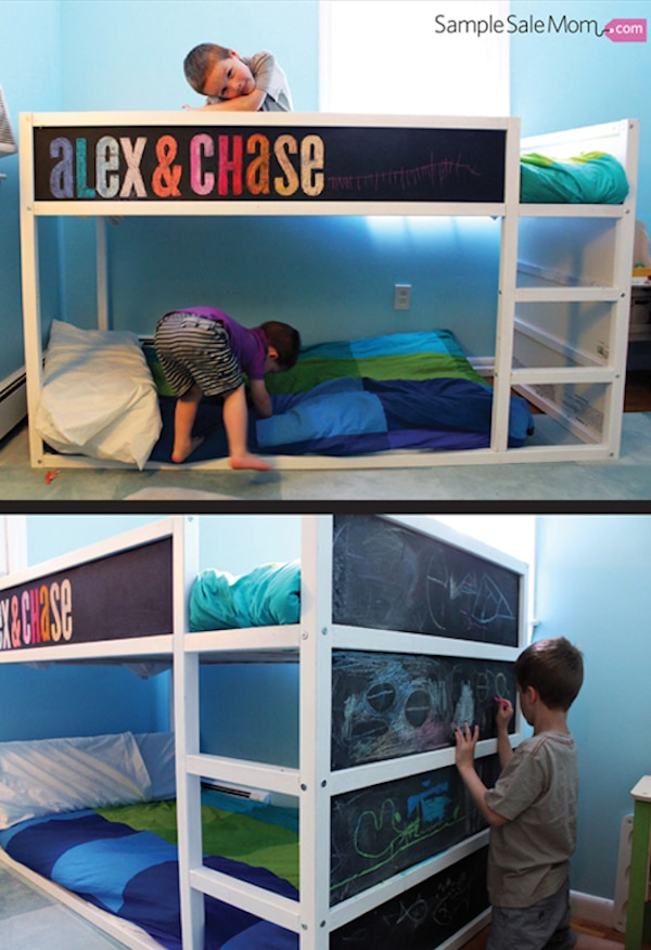 6 camas infantiles personalizadas pequeocio - Ikea camas infantiles ...