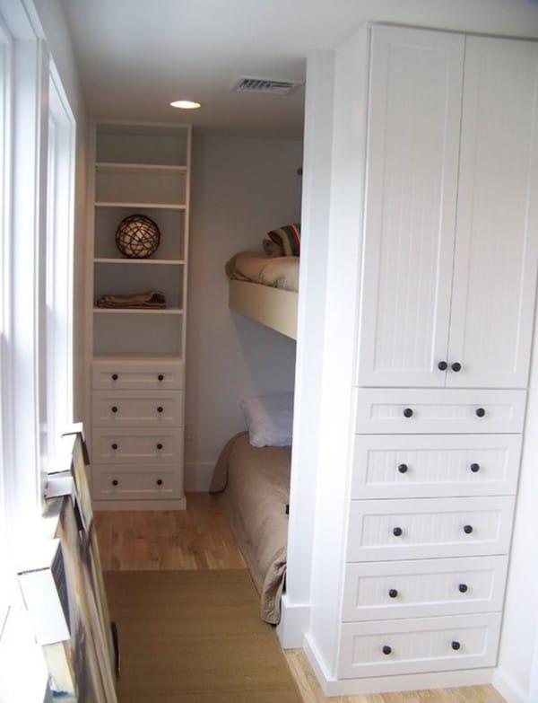 6 habitaciones infantiles peque as pequeocio - Dormitorios infantiles para dos ...