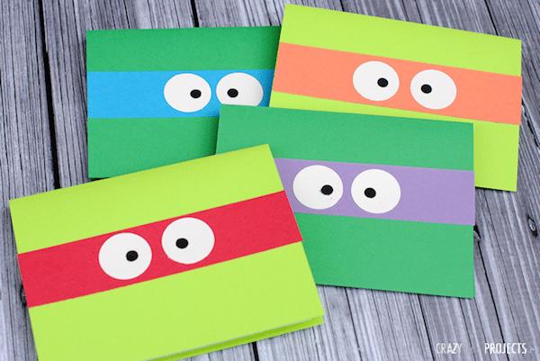 6 invitaciones de cumplea os f ciles pequeocio - Como hacer tarjetas de cumpleanos ...