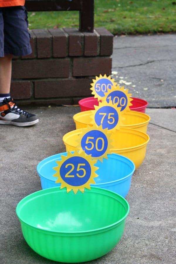 Juegos infantiles de verano