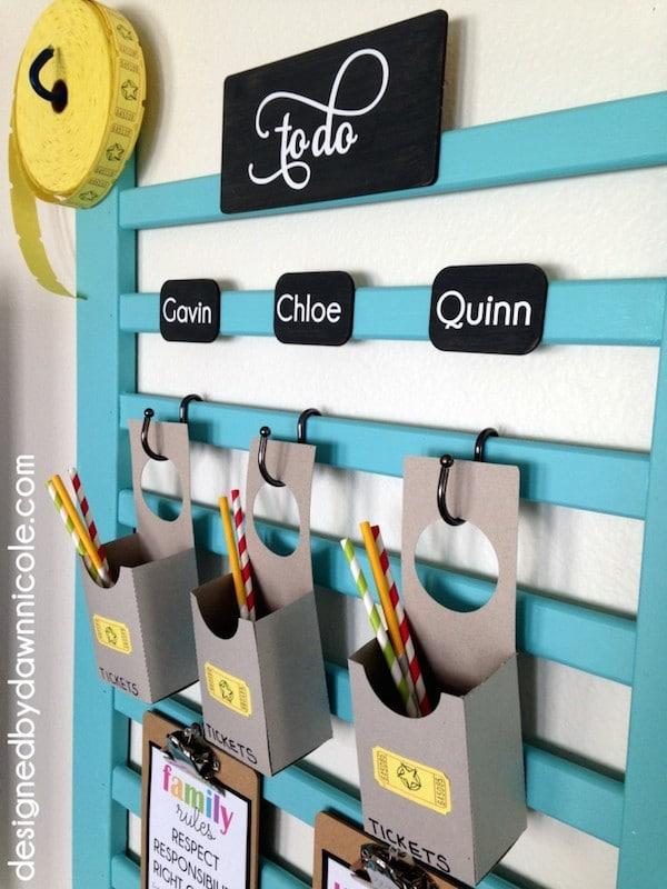 Organizador De Baño Tela:Muebles infantiles: nuevos usos para la cuna – PequeOcio