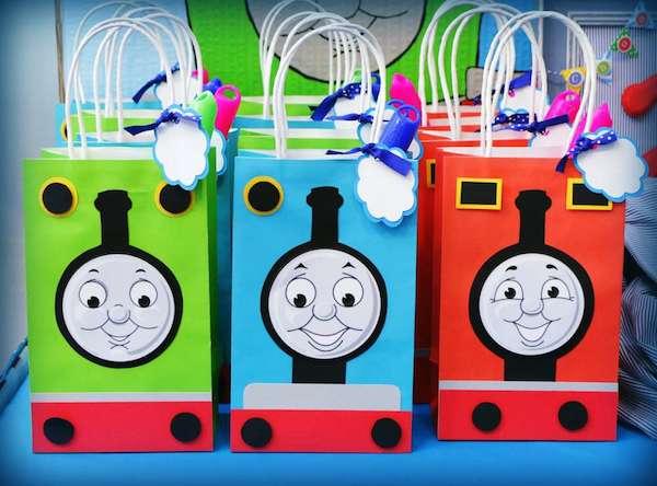 Fiestas del tren Thomas