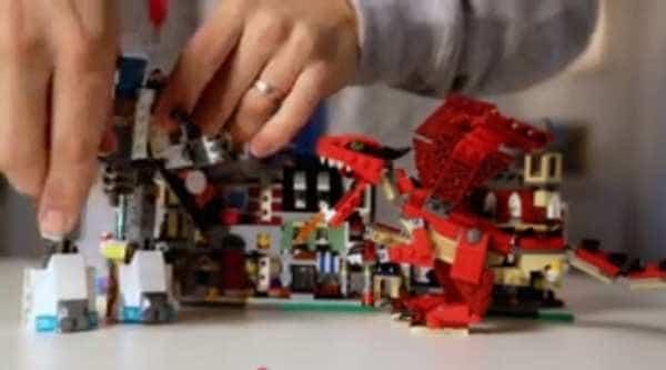 Lego Creator, buen regalo para niños