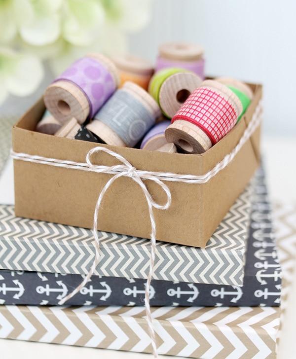 Cómo hacer cajas de cartón