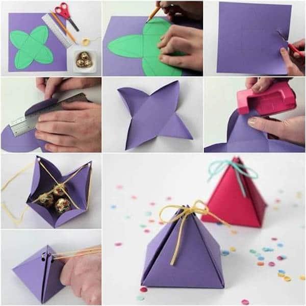 Cajas de cartón fáciles