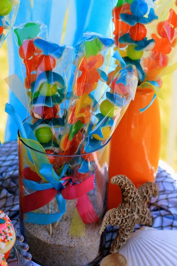 Fiestas Infantiles Un Cumplea 241 Os De La Sirenita