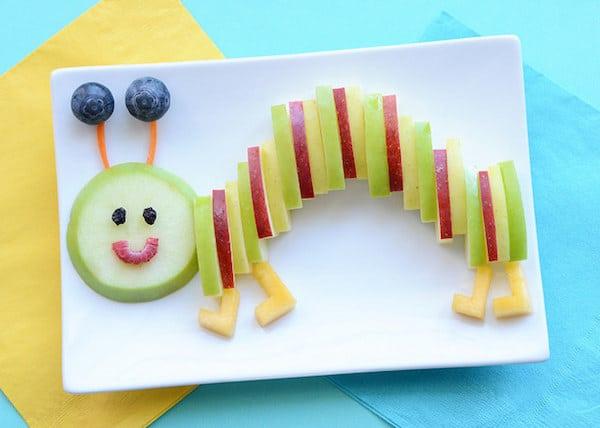 Recetas para niños, ¡la fruta más creativa! | PequeOcio | Bloglovin