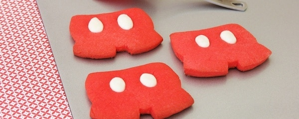 Galletas Mickey Mouse