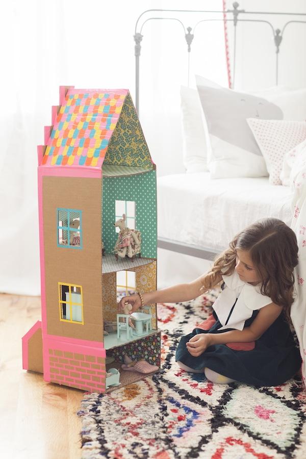 5 juguetes para niños con materiales reciclados - Pequeocio