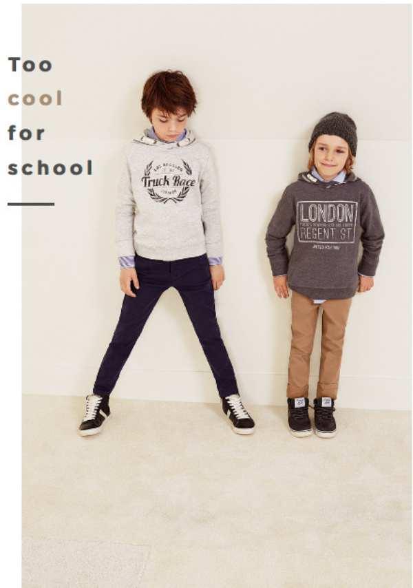 Moda de Mango Kids