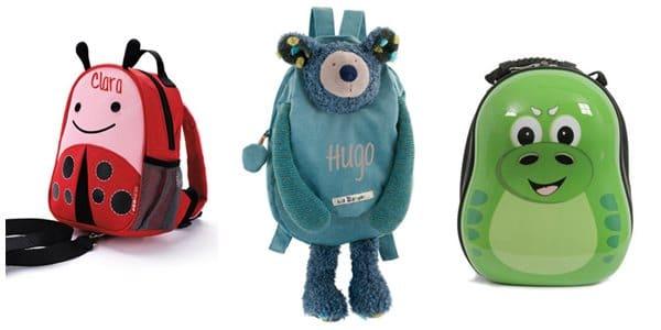 Elegir mochilas infantiles