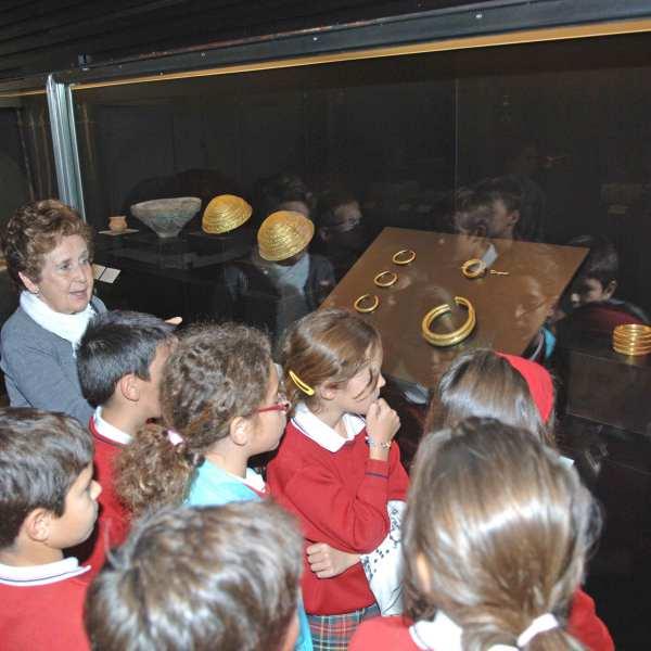 Museo Arqueológico de Madrid: actividades infantiles