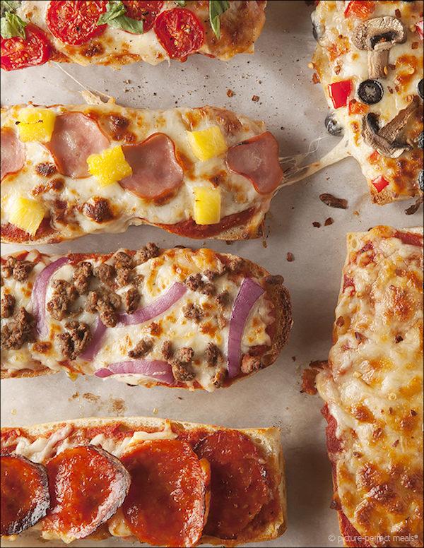 5 cenas r pidas con barras de pan pequeocio for Opciones de cenas ligeras