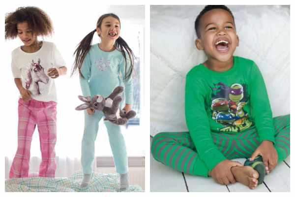 Pijamas C&A otoño 2015